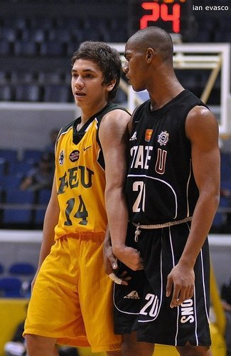 FEU Basketball Player Caught in the Act: Chansing ang Manay Mo!