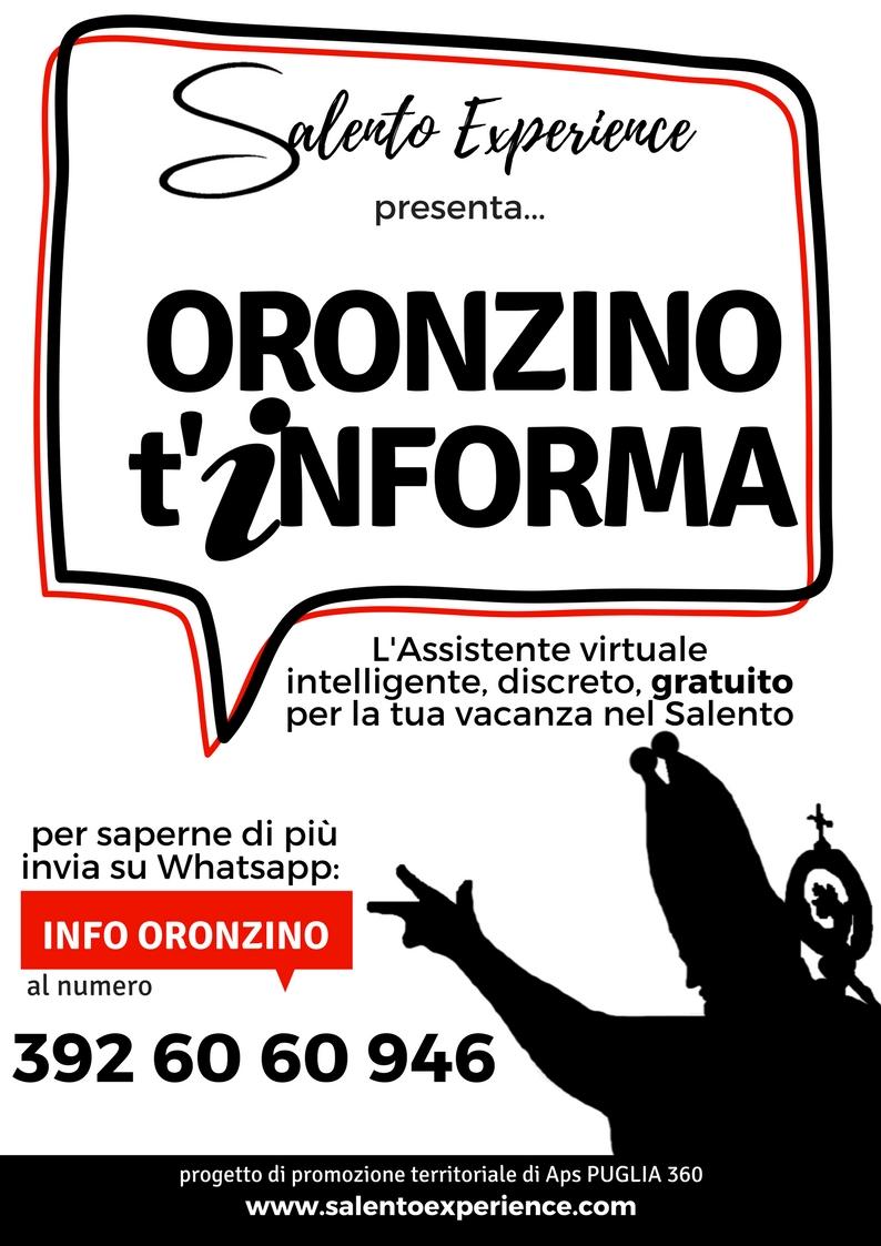 Oronzino t'Informa