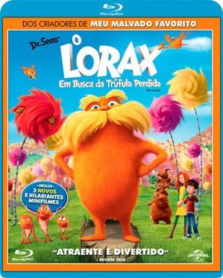 Filme Poster O Lorax: Em Busca da Trúfula Perdida BDRip XviD Dual Audio & RMVB Dublado