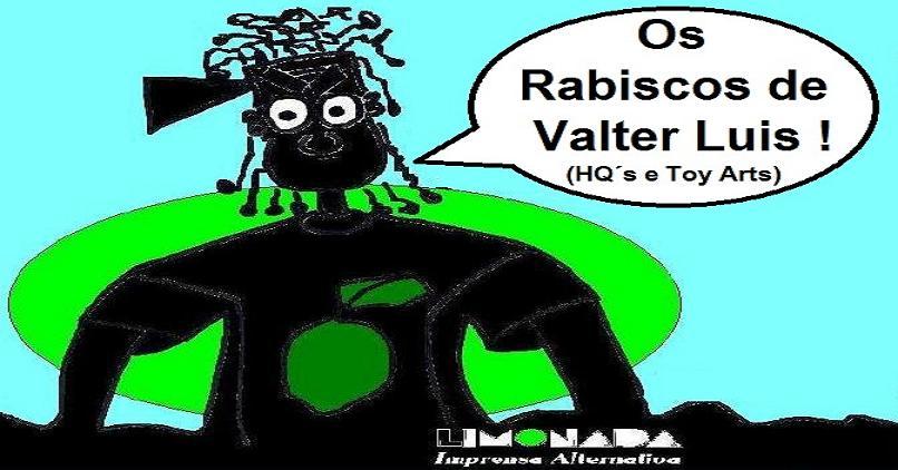 Rabiscos do Valter Luis