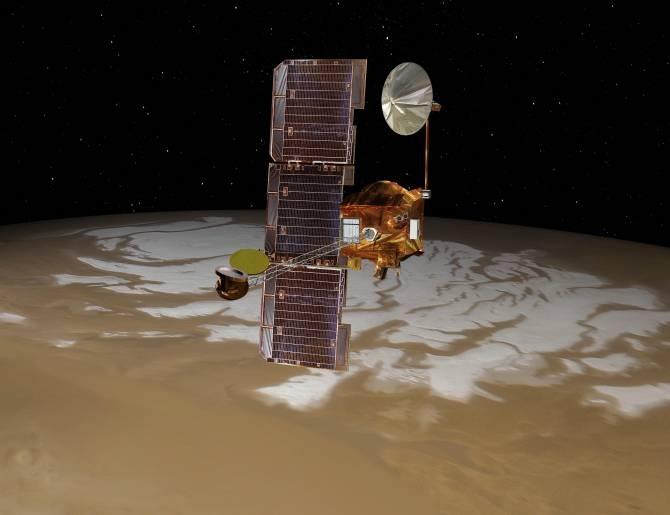 mars odyssey rover - photo #35