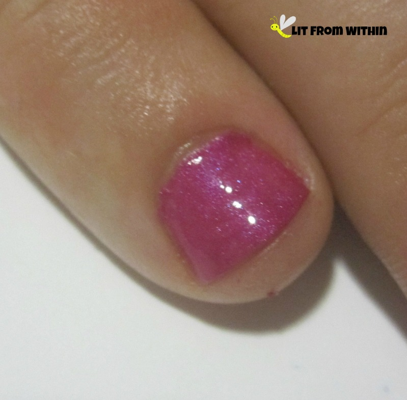 Play Love Laugh polish in Rosie Posie on Mr. Lit From Within