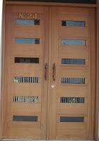 Pintu Jati PKJ 04