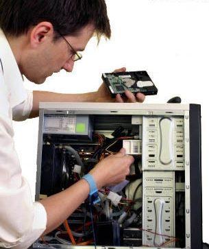 poner negocio reparación computadoras