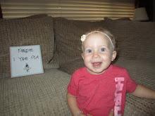Keegan 1 Year Old