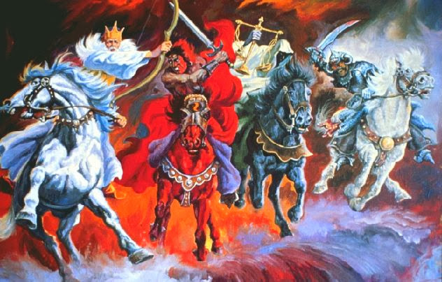 The Horsemen of Revelation—The Pale Horse Unveiled! [VIDEO