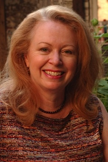 Photo of the author, Marci Hilt