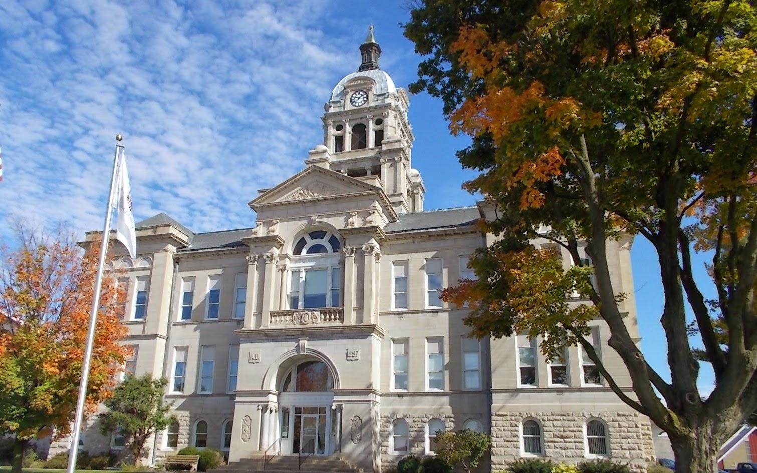 Illinois woodford county metamora - Tuesday February 24 2015