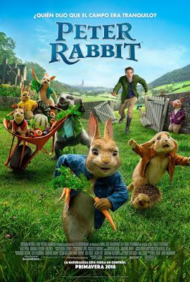 Peter Rabbit 2018 DVD9 R2 PAL Spanish