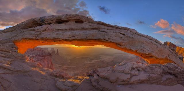 Mesa Arch, USA