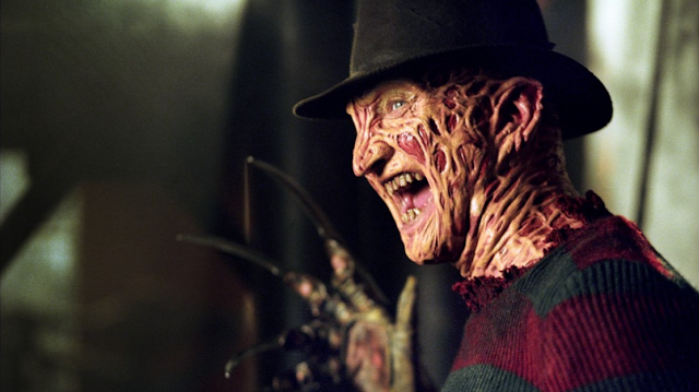 ... do Freddy Krueger