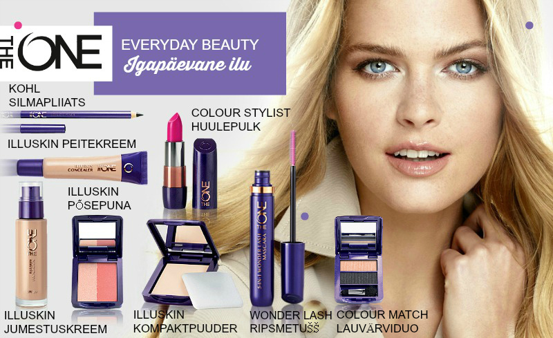oriflame the one everyday beauty