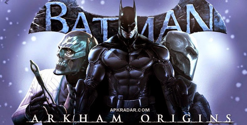 Batman Arkham Origins APK DATA