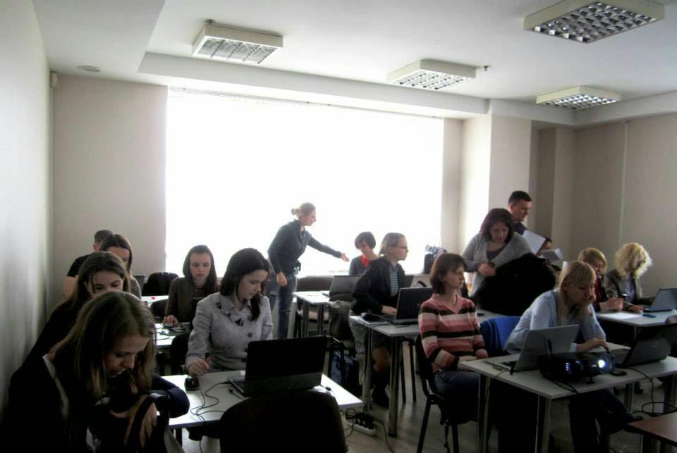 HR-аналитика в Киеве. 7-8 апреля 2014