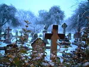 Cementerio en los sueños