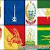 Beginilah Jika Logo Setiap Provinsi di Indonesia Dijadikan Bendera