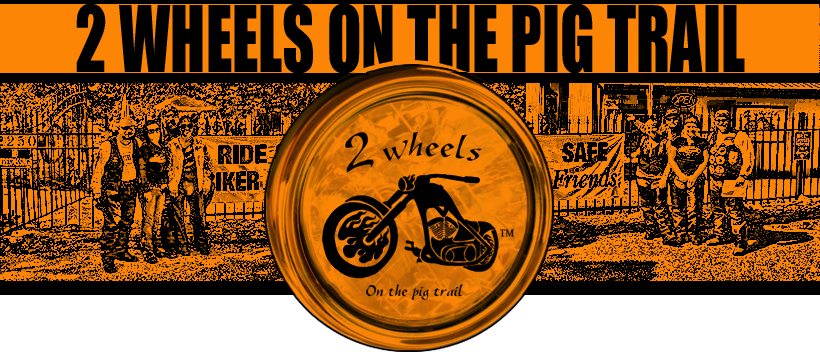 2 Wheels on the Pig Trail