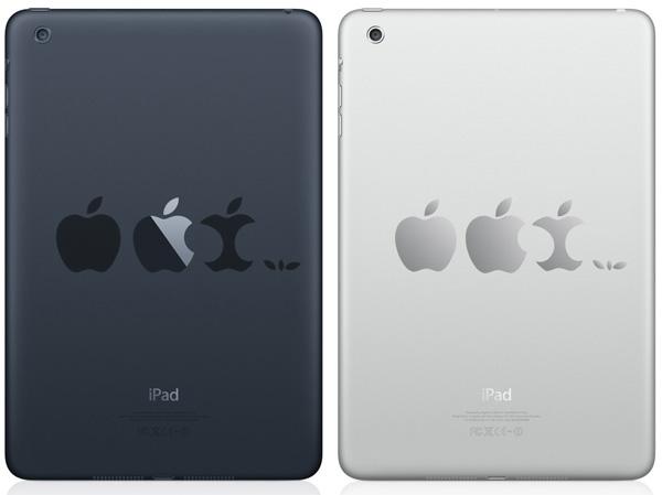 Evolution iPad Mini Decals