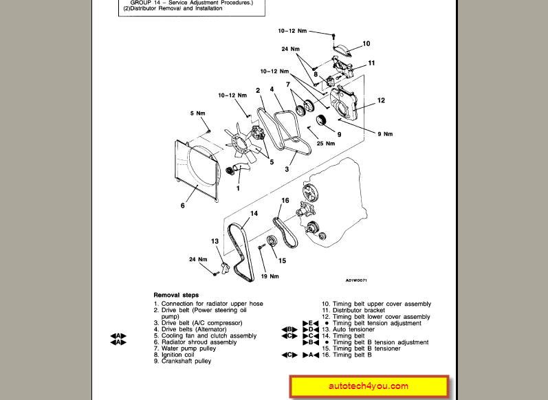 Mitsubishi L400 Service Manual  U0635 U064a U0627 U0646 U0629  U0645 U064a U062a U0633 U0648 U0628 U064a U0634 U0649