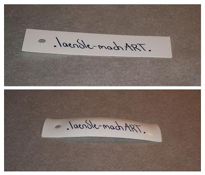 Labels selber machen, Etiketten, Anleitung, DIY