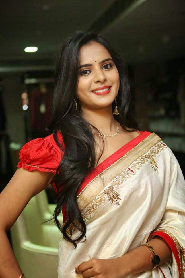Manasa At Kalamandir 4th Aniversary Event