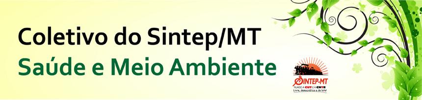 Coletivo do Sintep/MT Saúde e Meio Ambiente