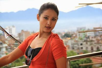 Hot Nepali Actress Diya Maskey