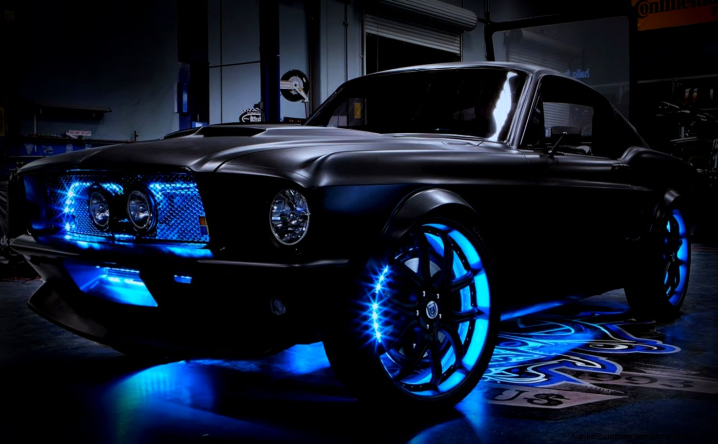 Cool Ford Mustang Sports Cars Wallpapers Hd High