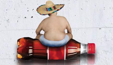 Las bebidas colas matan más en México