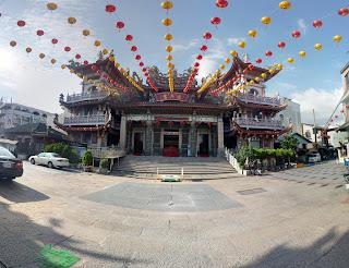 google 環景攝影,廟宇環景圖