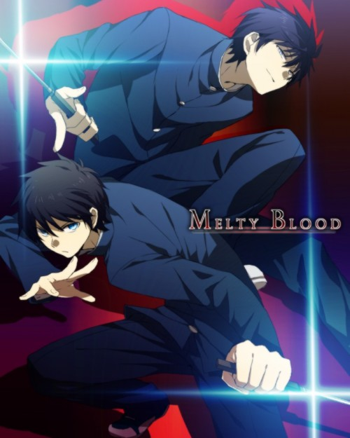 Melty Blood Actress Again Ver 1.07 - Material de Shiki Nanaya