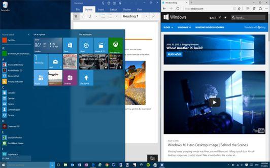 ما الفرق بين اصدارات ويندوز 7 و ويندوز 8.1 و ويندوز 10 و ما هي التطورات و التحديثات التي طرأت على كل إصدار جديد اصدرته شركة مايكروسوفت