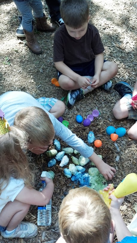 Dinosaur Egg Birthday Party Activity