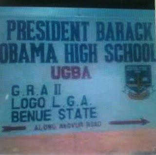 President Barack Obama High School
