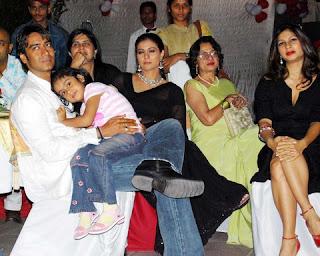 Kajol And Ajay Devgan Wedding Pictures