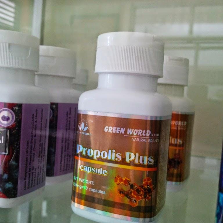 Propolis Plus Capsule Cegah Kanker