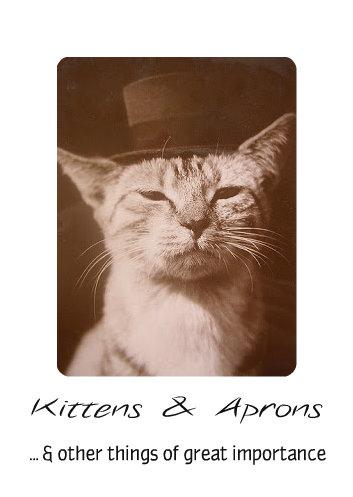 Kittens & Aprons