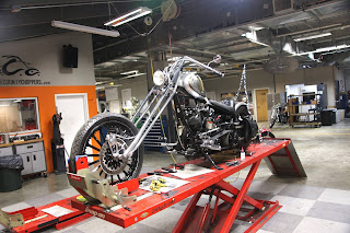 Choppers - Custom Motorcycle