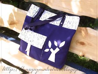 сумка с деревом