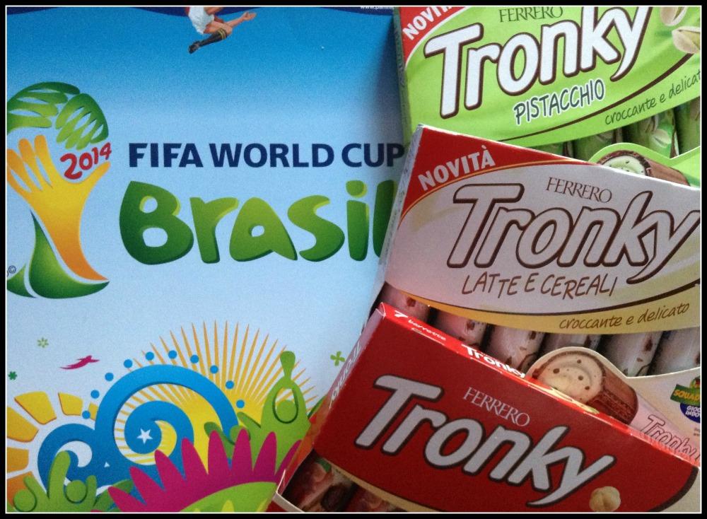 #tronkytricolore l'hashtag dei mondiali 2014