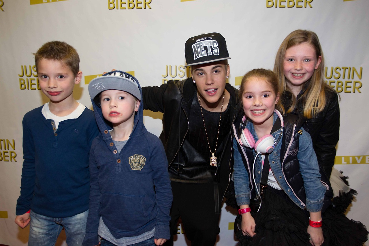 meet and greet justin bieber uk tour