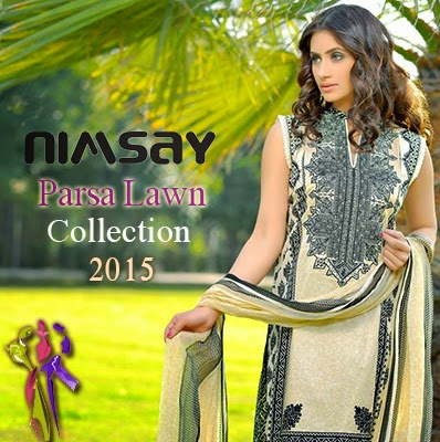 Nimsay Summer Parsa Lawn Collection 2015