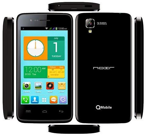 QMobile Noir X25 Price in I 12 Q Mobile Price In