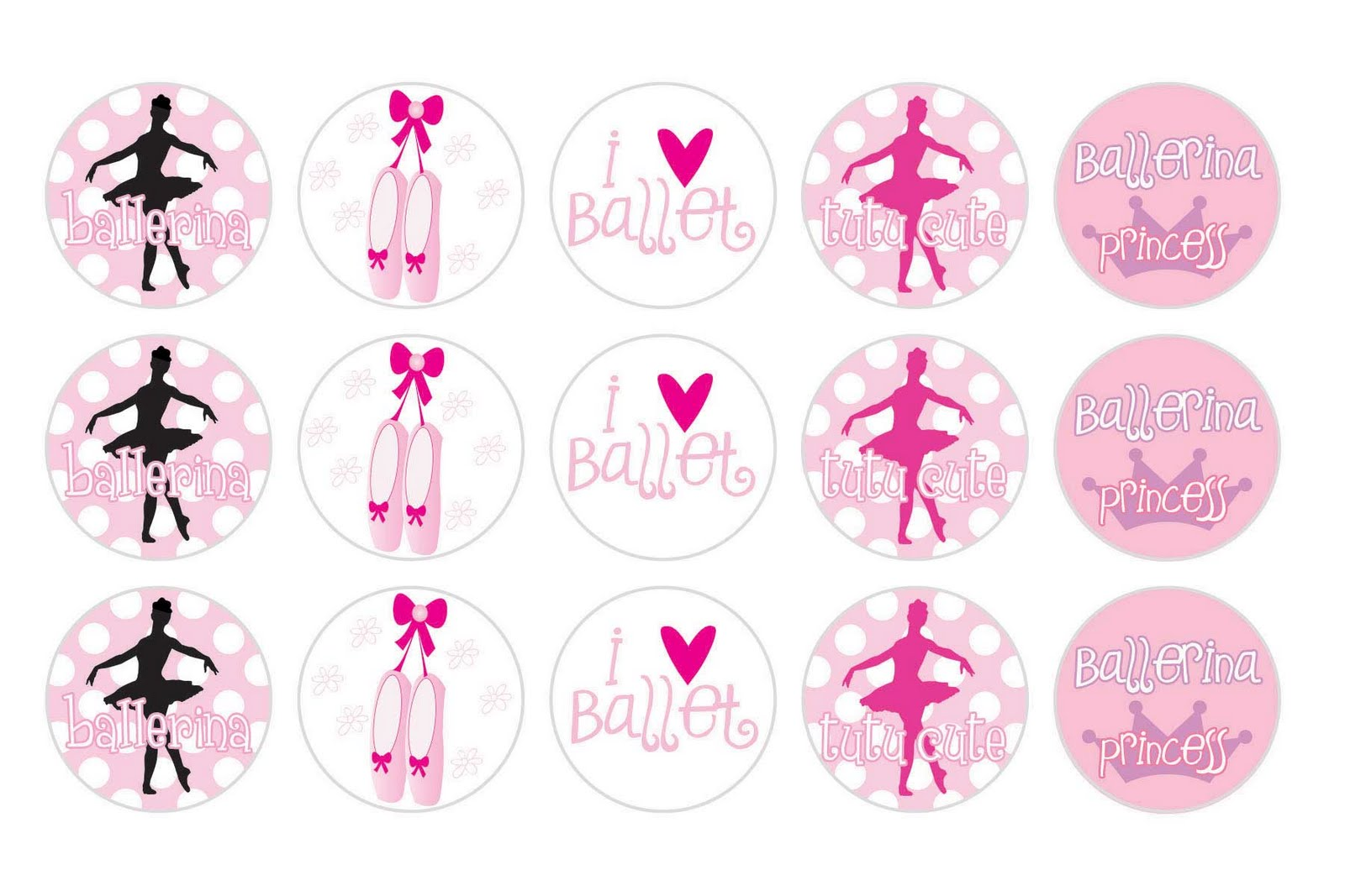 Free Printable Bottle Cap Designs