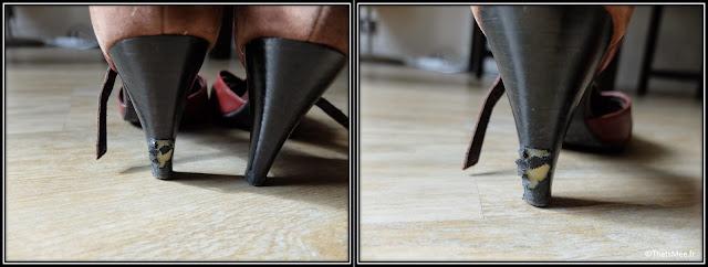 Bon Plan Cordonnier à La Ville à La Montagne boulevard Beaumarchais Paris chaussures montagne boutique chalet suisse, cordonnerie réparation talons Paris