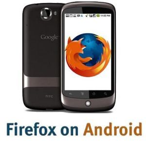 App Browser Firefox 4 For Android
