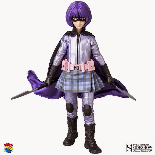 Kick Ass Hit-Girl Sixth Scale Figure by Medicom Toy
