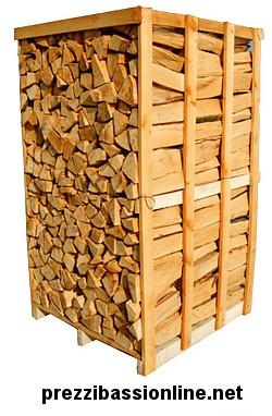 Costo della legna al quintale prezzo migliore for Legna da ardere prezzi