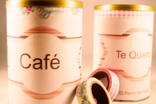 decoraciones con washi tape