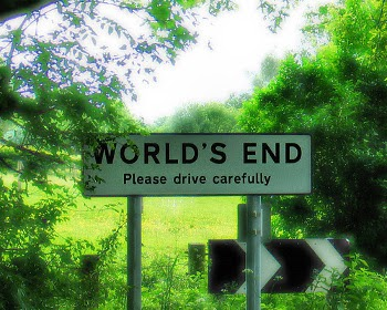 All roads lead here, and this is where all worlds end